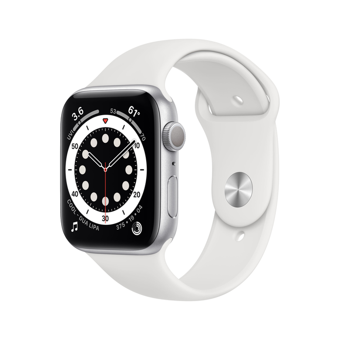 Apple APPLE WATCH SERIES 6 44MM SILVER