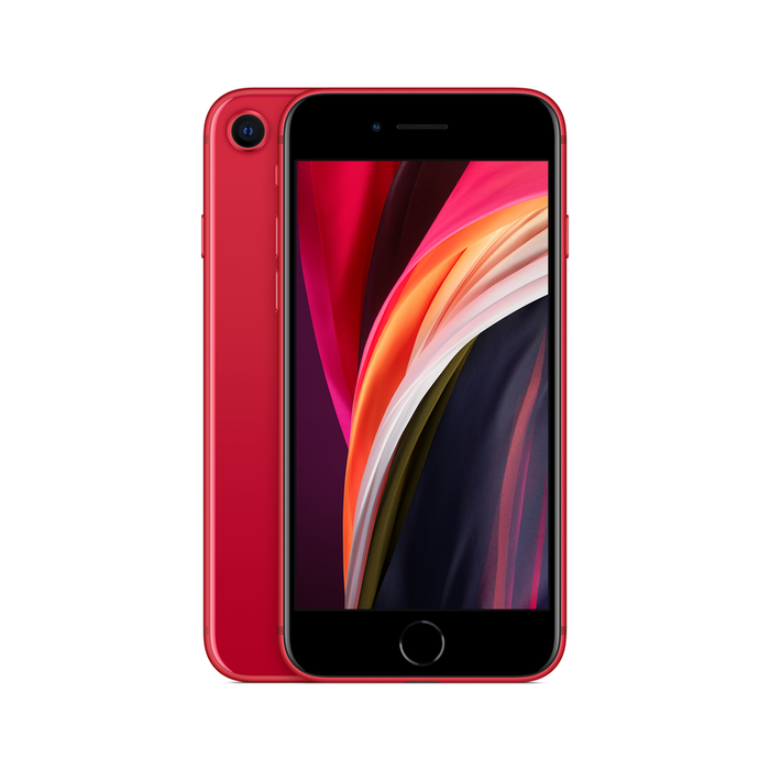 Apple IPHONE SE 128GB RED - in Smartphones