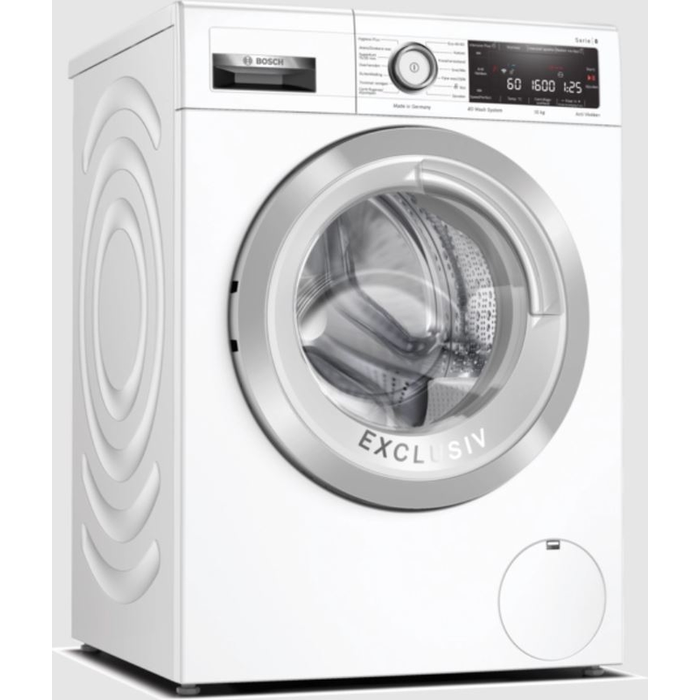 Bosch WAXH2M91NL SERIE 8 HOME CONNECT EXCLUSIV - in Wasmachines