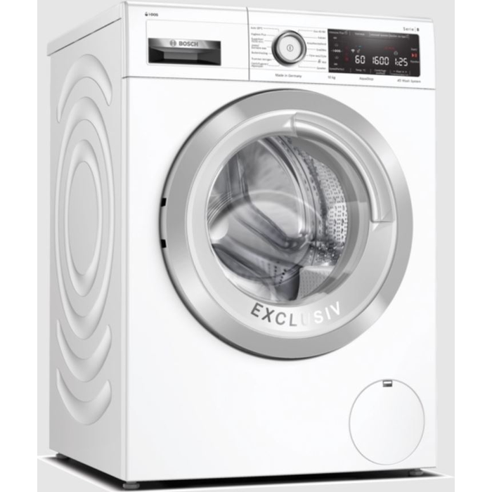 Bosch WAXH2K91NL I-DOS SERIE 8 HOME CONNECT EXCLUSIV - in Wasmachines