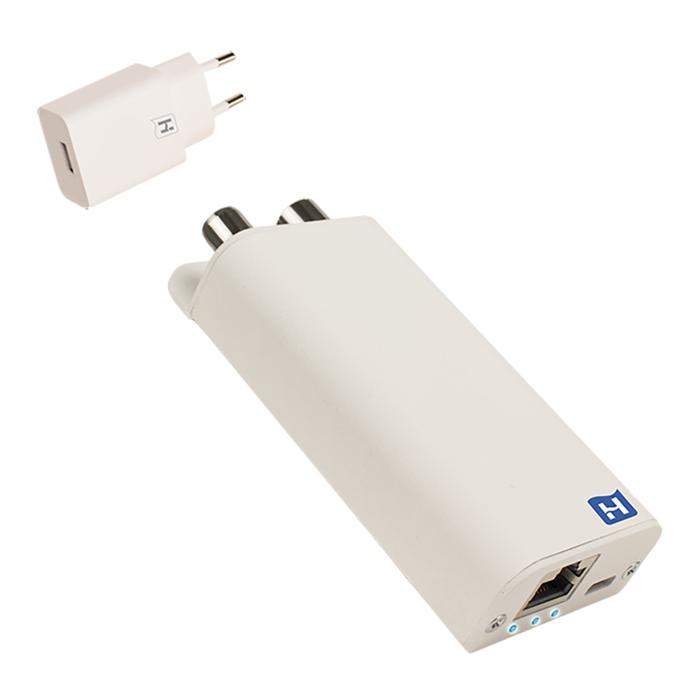 Hirschmann INCA 1G WHITE + USB