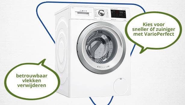 Bosch wasmachine - WAT28695NL