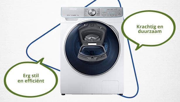 Samsung wasmachine - WW10M86INOA/EN