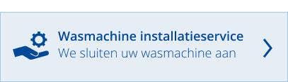 Installatieservice wasmachines