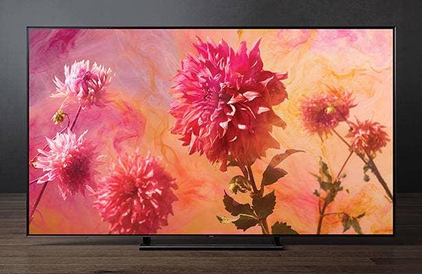 Intens heldere kleuren - Samsung