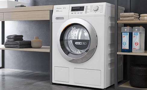 Wasmachine met voorlader - Electro World