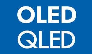 OLCD, OLED EN QLED