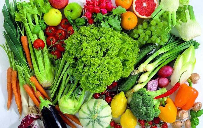 het beste advies op koelen - groentenafbeelding