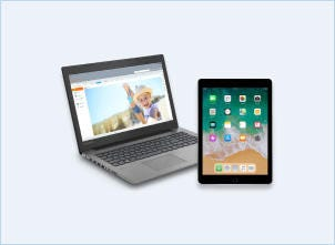 Uitgelichte categorie laptops & tablets