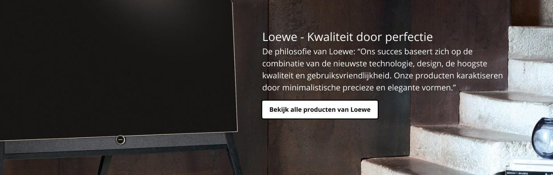 Bekijk alle producten van Loewe