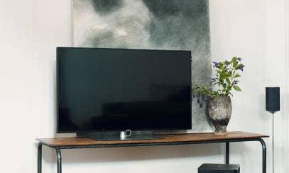 Loewe televisies bild 1