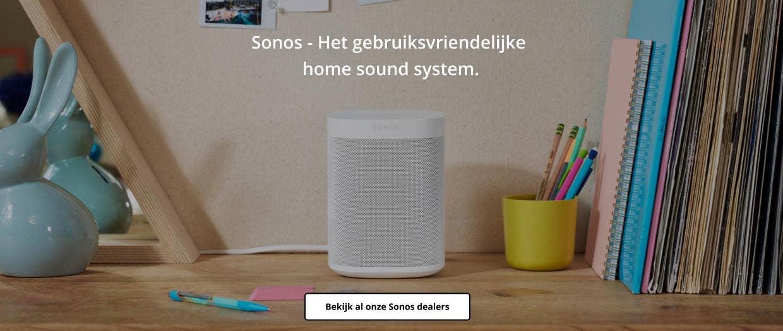 Merkenpagina Sonos ondernemer