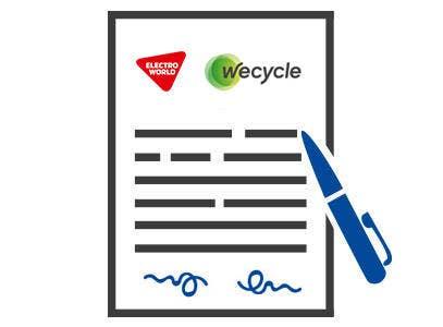 Electro World en Wecycle