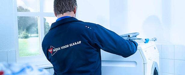 Installatieservice wasmachines & drogers