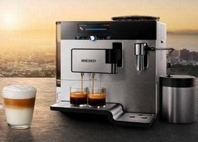 siemens perfecte koffie klein