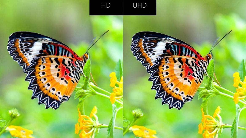 Ultra HD TV - toelihting op technologie
