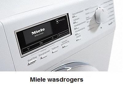 Miele wasdrogers SDS3.0