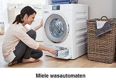 Miele wasautomaten SDS3.0